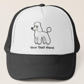 Cartoon Standard/Miniature/Toy Poodle Cap