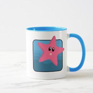Cartoon Starfish Mug
