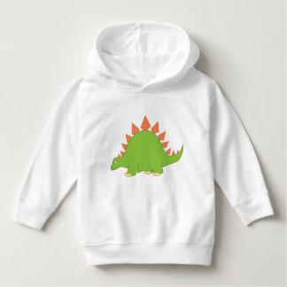 Cartoon Stegosaurus Dinosaur T Shirt