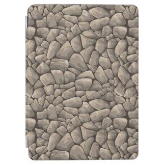 Cartoon Stone Texture iPad Air Cover