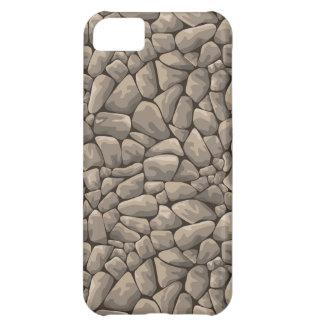 Cartoon Stone Texture iPhone 5C Case