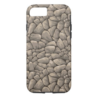 Cartoon Stone Texture iPhone 8/7 Case