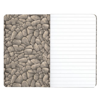 Cartoon Stone Texture Journal