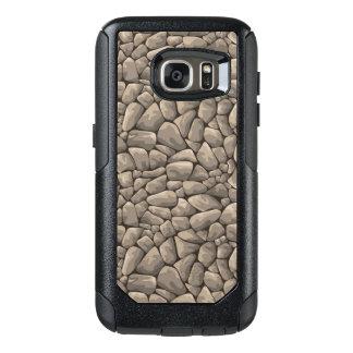 Cartoon Stone Texture OtterBox Samsung Galaxy S7 Case