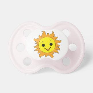 Cartoon Sun Happy Sunshine Dummy