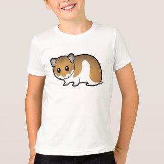 Cartoon Syrian Hamster T-Shirt