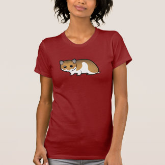 Cartoon Syrian Hamster T-Shirt