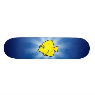 Cartoon Tang 1 Skate Board
