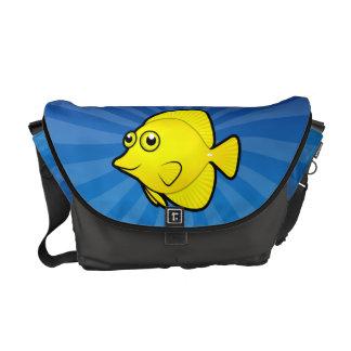 Cartoon Tang / Surgeonfish 1 Courier Bag