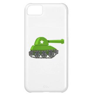 Cartoon Tank iPhone 5C Case
