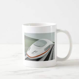 Cartoon TGV Coffee Mug