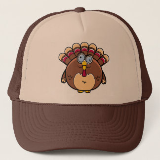 Cartoon Turkey Hat