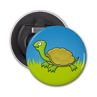 Cartoon Turtle Bottle Opener