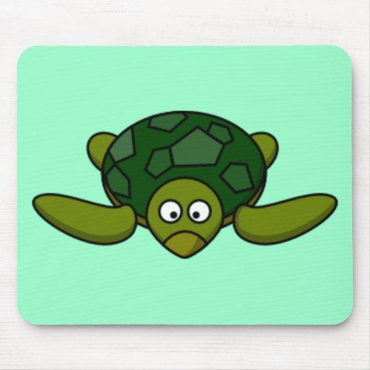 Cartoon Turtle Mouse Mat