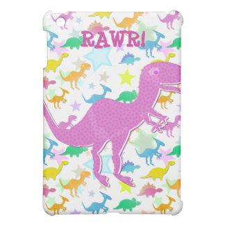 Cartoon Tyrannosaurus Rex (T-Rex) iPad Case
