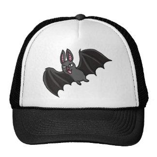 Cartoon Vampire Bat Mesh Hat