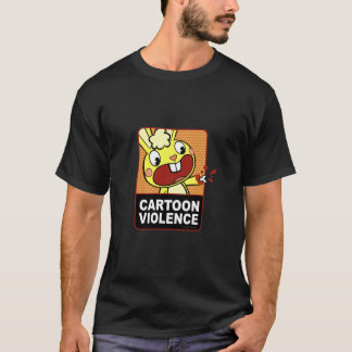 Cartoon Violence T-Shirt