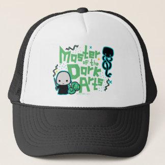 Cartoon Voldemort - Master of the Dark Arts Trucker Hat