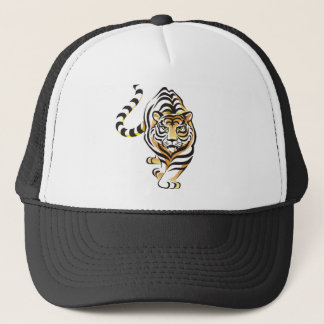 Cartoon Walking Tiger Hat