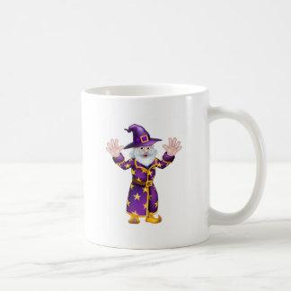 Cartoon Wizard Coffee Mug