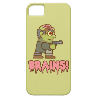 Cartoon Zombie Barely There iPhone 5 Case