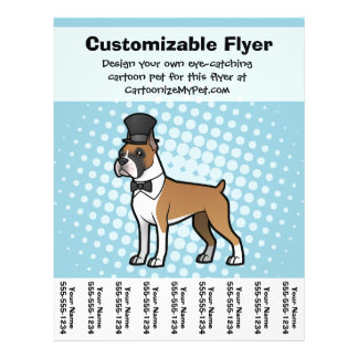 Cartoonize My Pet 21.5 Cm X 28 Cm Flyer