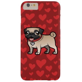 Cartoonize My Pet Barely There iPhone 6 Plus Case