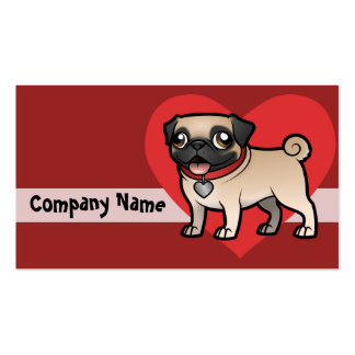 Cartoonize My Pet Pack Of Standard Business Cards