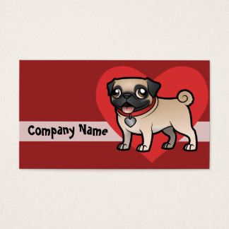 Cartoonize My Pet Business Card