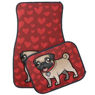Cartoonize My Pet Floor Mat