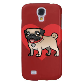 Cartoonize My Pet Galaxy S4 Case
