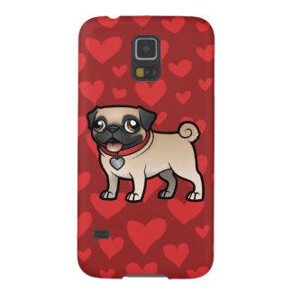 Cartoonize My Pet Galaxy S5 Covers