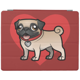 Cartoonize My Pet iPad Cover