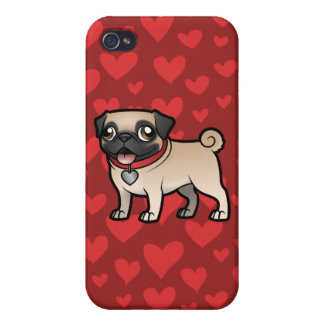 Cartoonize My Pet iPhone 4 Case