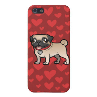 Cartoonize My Pet iPhone 5/5S Cases