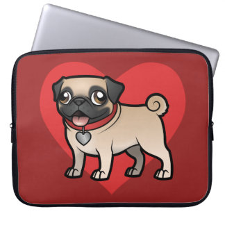 Cartoonize My Pet Laptop Sleeve