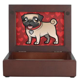 Cartoonize My Pet Memory Box