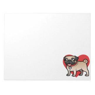 Cartoonize My Pet Notepad