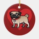 Cartoonize My Pet Ornament