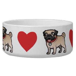 Cartoonize My Pet Dog Bowl