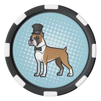 Cartoonize My Pet Poker Chips