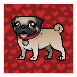 Cartoonize My Pet Poster
