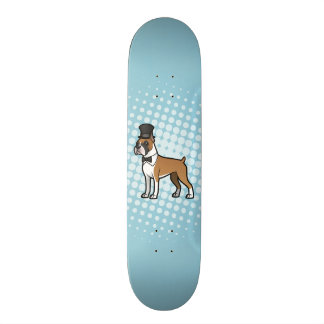 Cartoonize My Pet Skateboard Decks