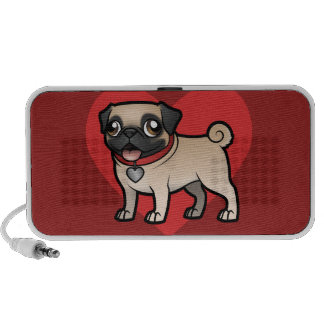Cartoonize My Pet Notebook Speakers