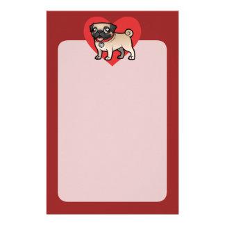 Cartoonize My Pet Customized Stationery