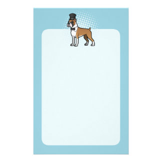 Cartoonize My Pet Stationery Paper