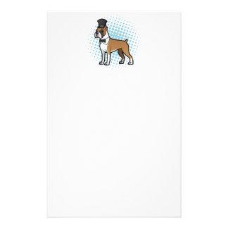 Cartoonize My Pet Custom Stationery
