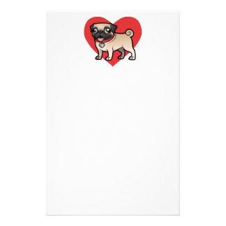 Cartoonize My Pet Personalized Stationery