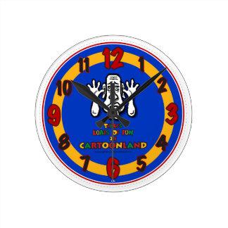 CARTOONLAND CLOCK
