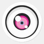 Cartoony Eye 03 Sticker